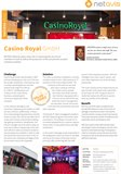 NETAVIS Success Story-Casino Royal EN