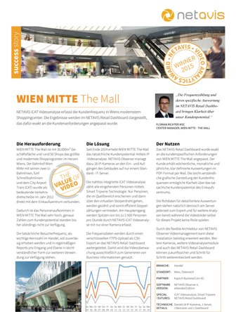 NETAVIS Success Story-The Mall DE