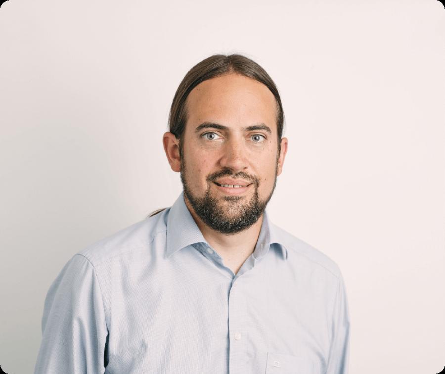 the chief technical officer of netavis Christoph-Derndorfer