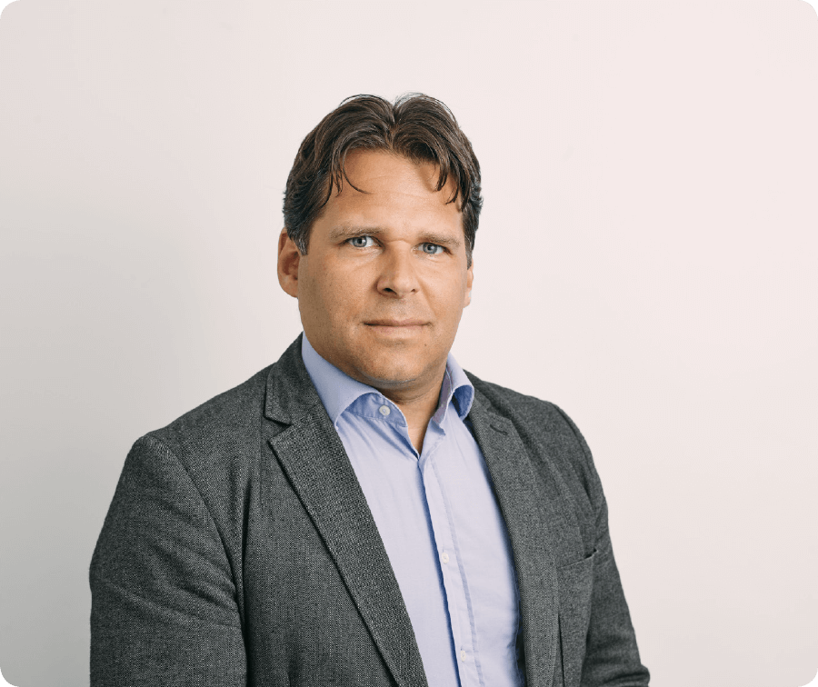 the chief financial officer of netavis sandro lassmann