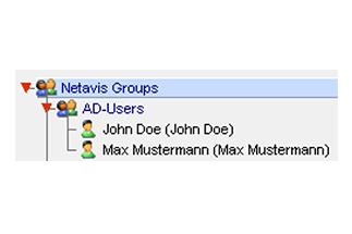 Observer Funktion: Active Directory Integration