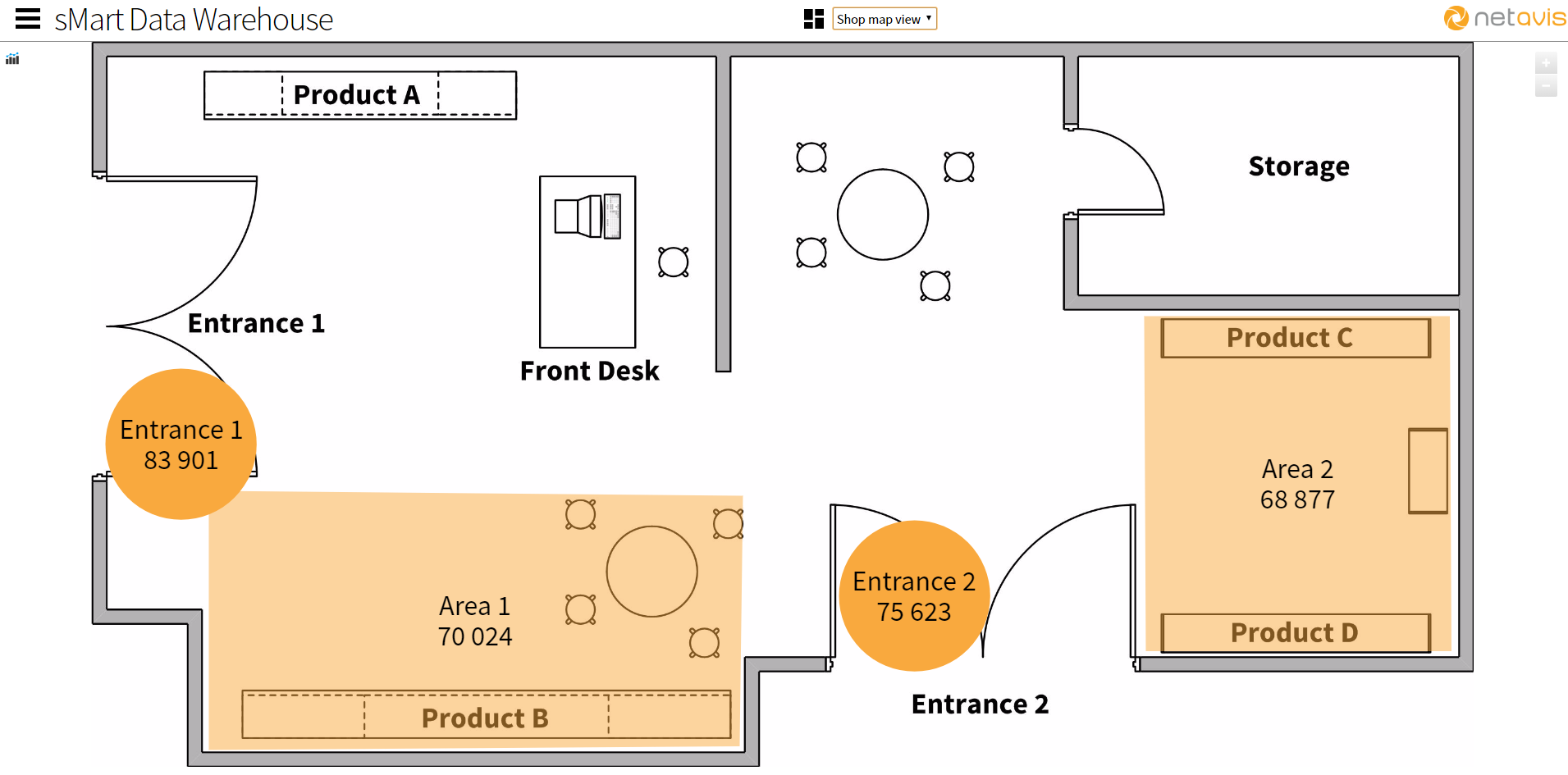 sMart Dashboard Floor Plan2 EN